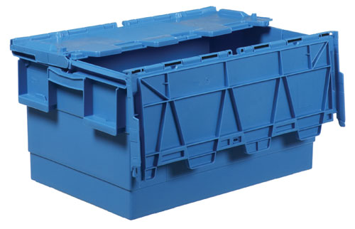 Attached Lid Container 1311.851 Ext: 600 x 400 x 300 mm