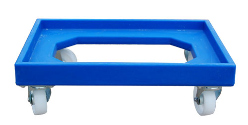Heavy Duty Plastic Dolley R1173   Suitable for the majority of 600 x 400 trays and containers