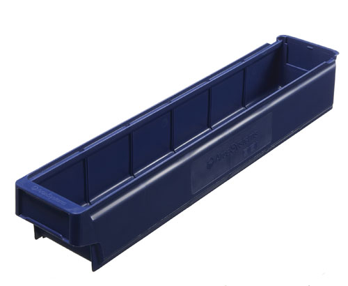 Arca Shelf Tray 9131.760 Size: 600 x 115 x 100 mm Volume: 5.2 Litres Pack size: 16