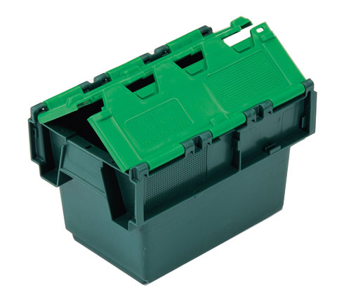 Attached Lid Distribution Box 10010 Ext Dims: L300 x W200 x H200 mm