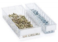 Clear Containers & Bins