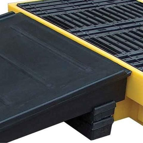 Drum Spill Pallet Ramp for use with BP4FW Ref: BFR4