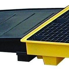 Drum Spill Pallet Ramp for use with BP4L - Ref: BFR3