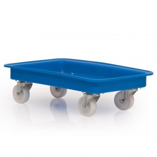 Plastic Dolly Ref: E1104 to suit all stacking trays M104 and M118